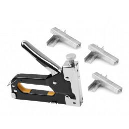 Tacker (staple gun) with 200 staples  - 1