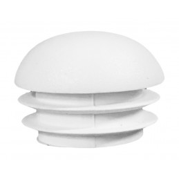 Set van 32 plastic stoelpootdoppen (intern, bolkop, rond
