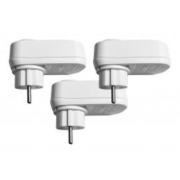 Set of 3 smart plugs (wifi switches)