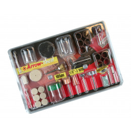 Multitool accessories set (105 pcs)  - 1