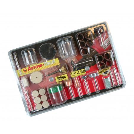 Multitool accessories set (105 pcs)  - 1