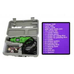 Veelzijdige multitool 135 Watt (met 41 accessoires)