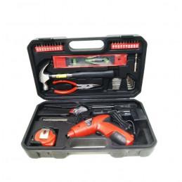 Boîte à outils au cas où (39 pièces)  - 2