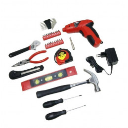 Boîte à outils au cas où (39 pièces)  - 1