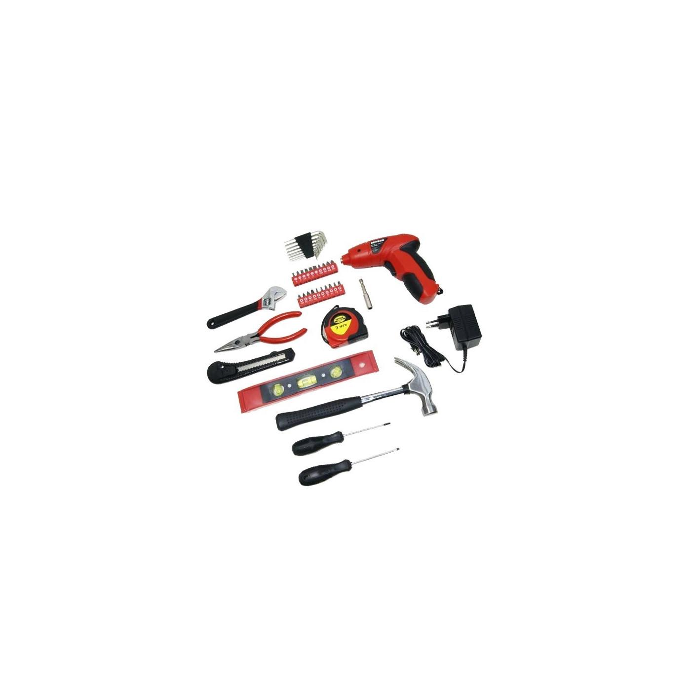 Juego de herramientas en estuche (39 piezas)  - 1
