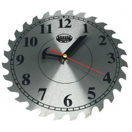 Garage shop clock, 25 cm