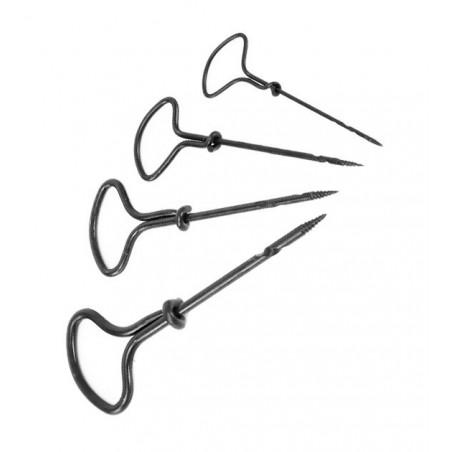 Set ferret drills (4 pieces)