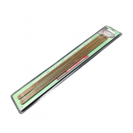 Metal saw blades, 10 pcs, 300 mm, 24 tpi