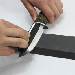 Schleifstein, 15 cm lang