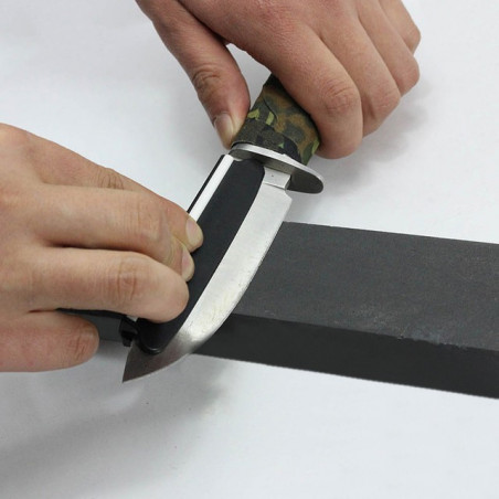 Pietra per affilare, pietra per affilare, lunghezza 15 cm