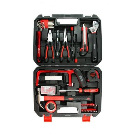 Boîte à outils au cas (108 pièces)
