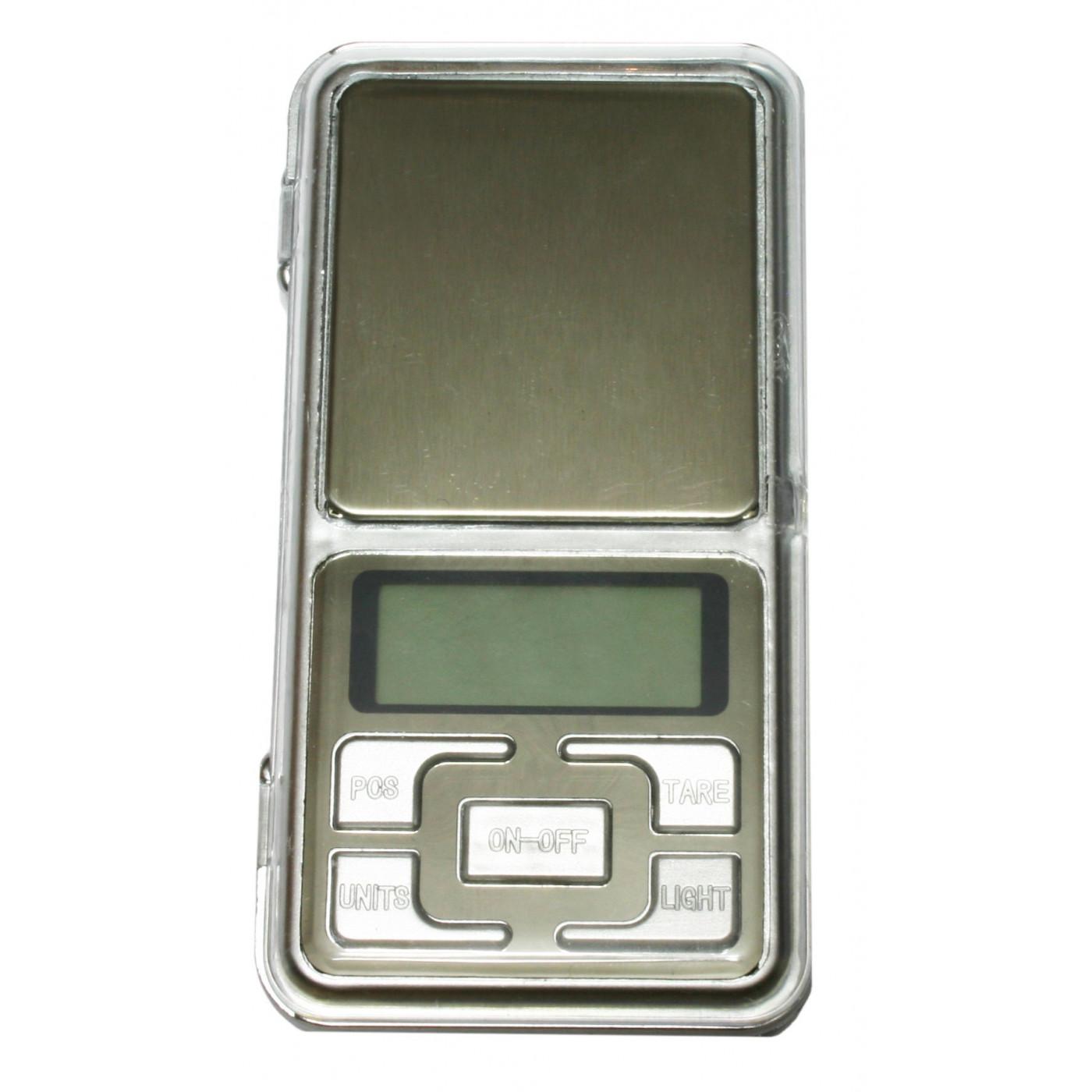 Mini digital scale