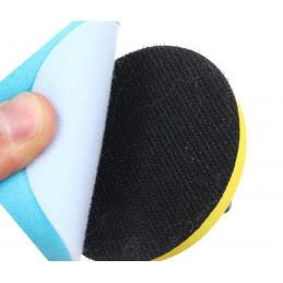 Schwammset für Auto (polieren / polieren) mit m10 adapter  - 3