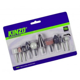 Multitool grinding set (10 pcs)