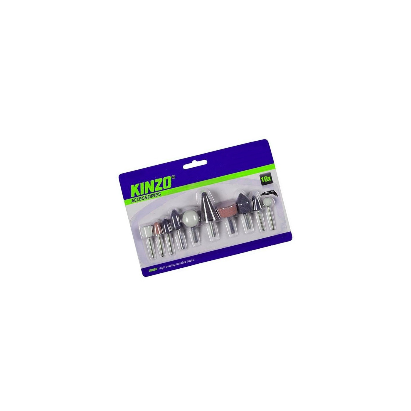 Multitool grinding set (10 pcs)