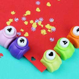 Set van 20 perforators voor kinderen (willekeurige selectie)