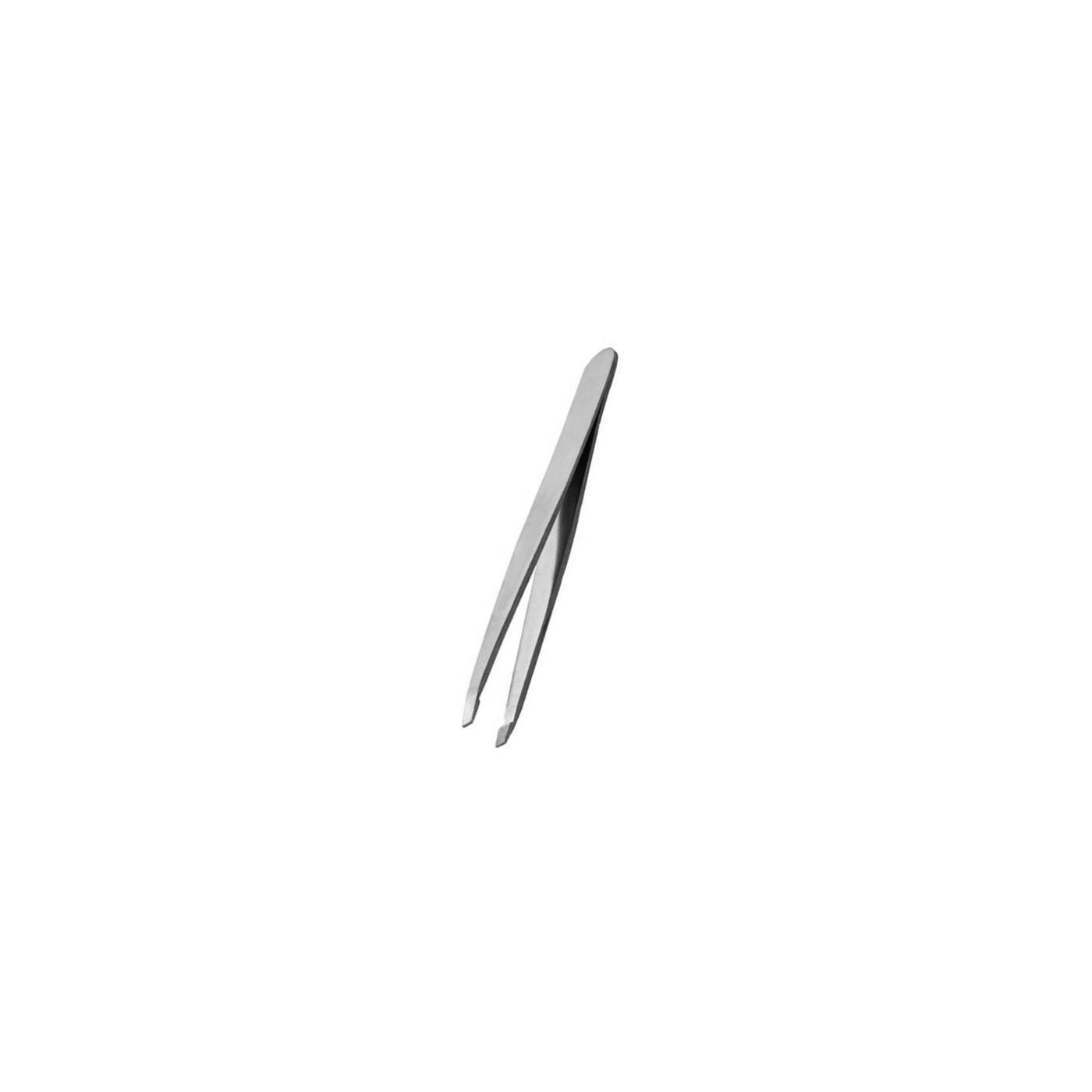 Tweezers from stainless steel (9 cm)