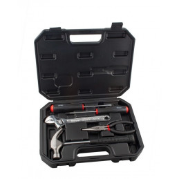 Basic toolset in case (5 pieces)