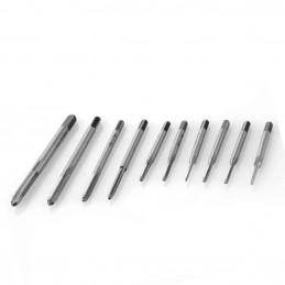 Conjunto de micro golpe manual métrico: M1 - M3.5  - 2