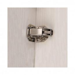 Set di 16 cerniere per mobili in metallo (misura 1:78 mm)  - 4