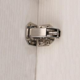 Set di 16 cerniere per mobili in metallo (misura 2: 115 mm)  - 3