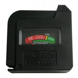 Tester akumulatorów AA / AAA / C / D / 9 V / 1,5 V.