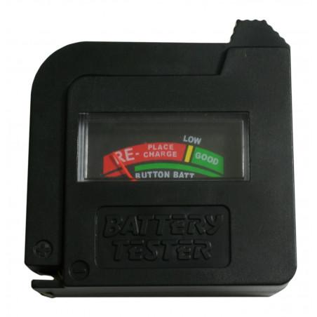 Tester akumulatorów AA / AAA / C / D / 9 V / 1,5 V.  - 1