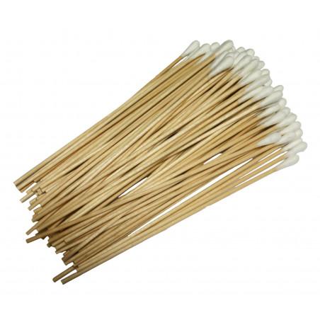Set von 500 Wattestäbchen, extra lang (15 cm)