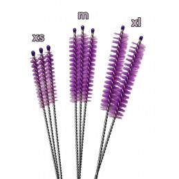Set of 40 brushes for...