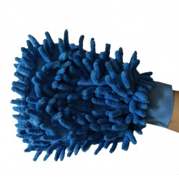 Ensemble de 10 gants de nettoyage super pour laver la voiture