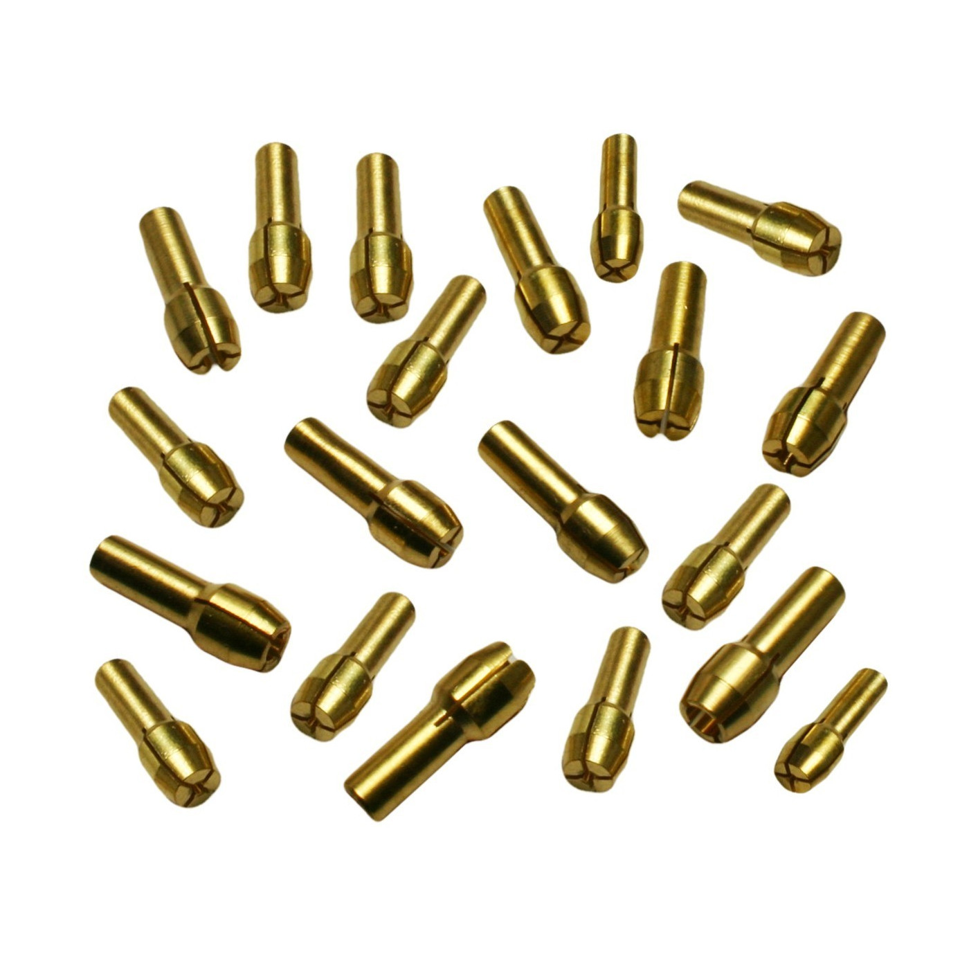 Collet chucks (10 pcs) for dremel like tools (4.3 mm)