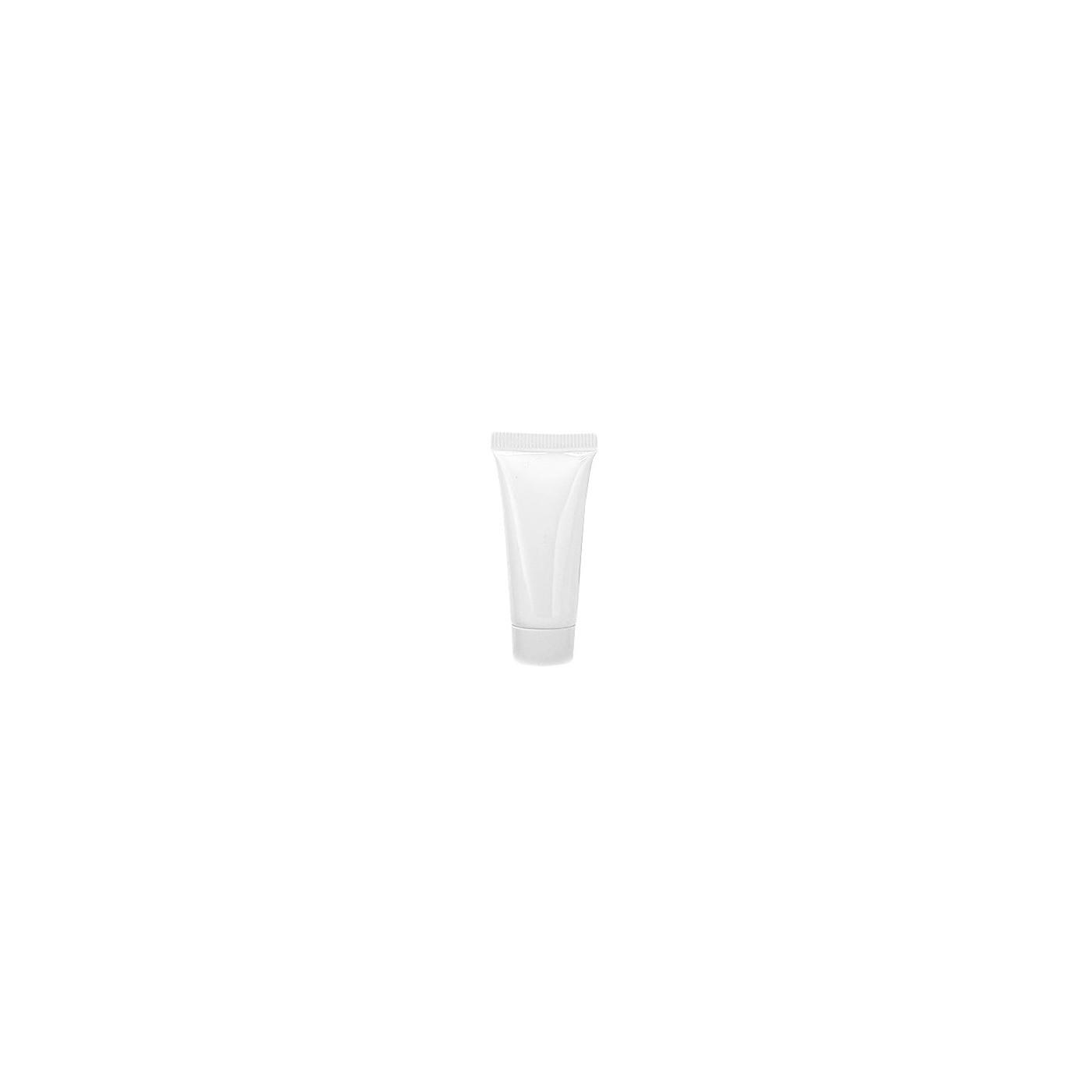 Set von 50 nachfüllbaren Flakons, weiß, 10 ml, mit Schraubverschlüssen  - 1