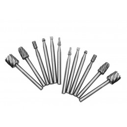 Set of 12 mini (dremel)...