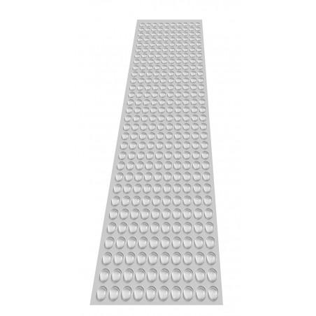Set van 300 zelfklevende stootdopjes (type 3, 10.0x3.0 mm)
