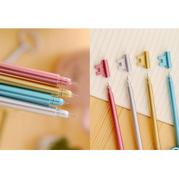Conjunto de 20 canetas engraçadas (que parecem chaves)  - 2