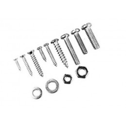 Big set of 694 bolts, nuts, washers and screws  - 1