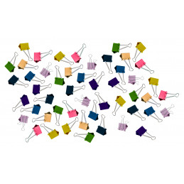 Set of 50 paper clips (19...