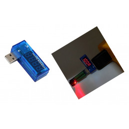 USB voltage en stroommeter  - 1