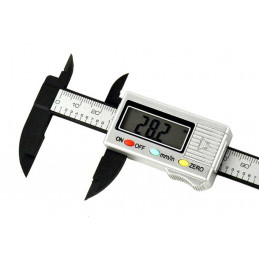 Pied à coulisse numérique 100 mm (taille 1)  - 1