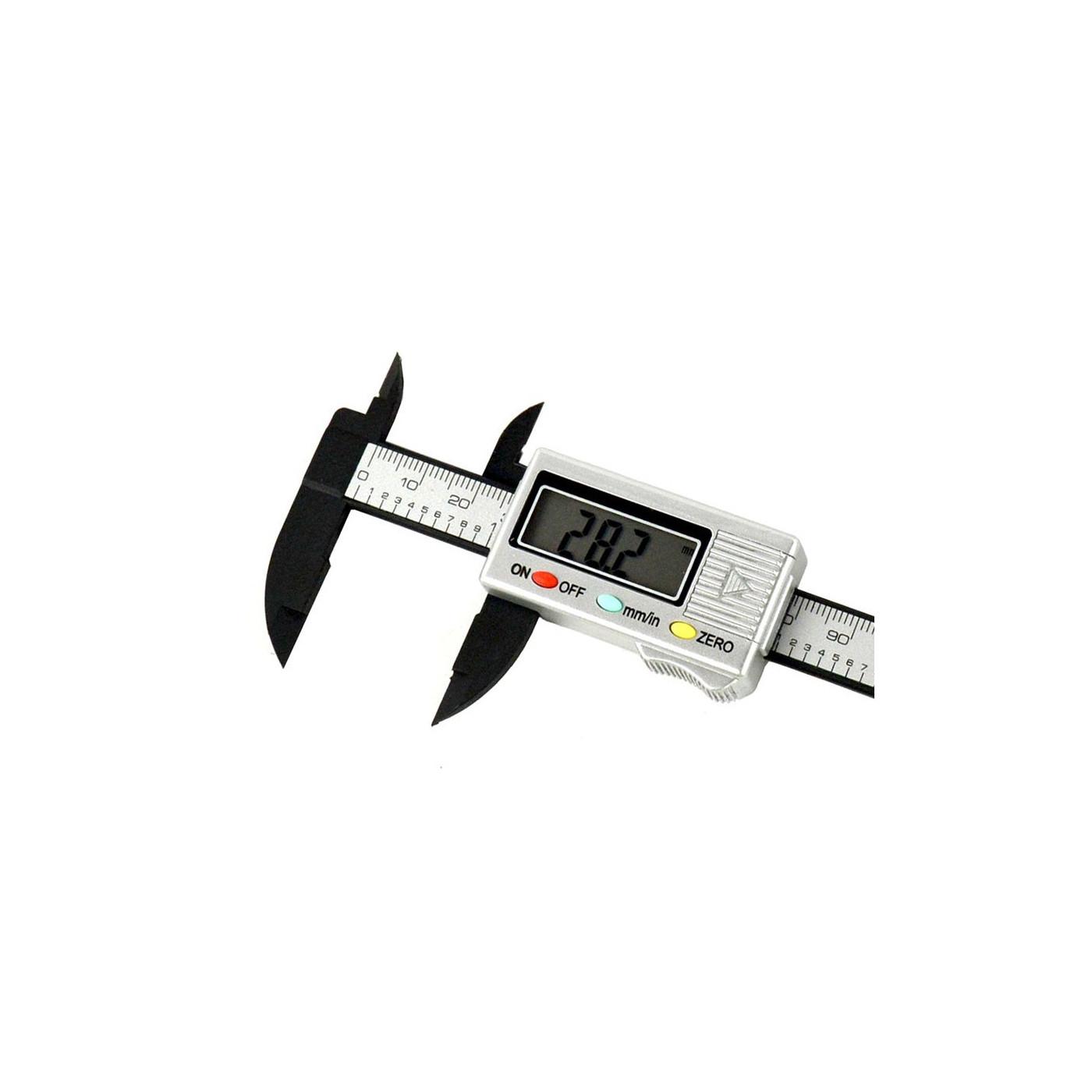 Digital caliper 100 mm (size 1)  - 1