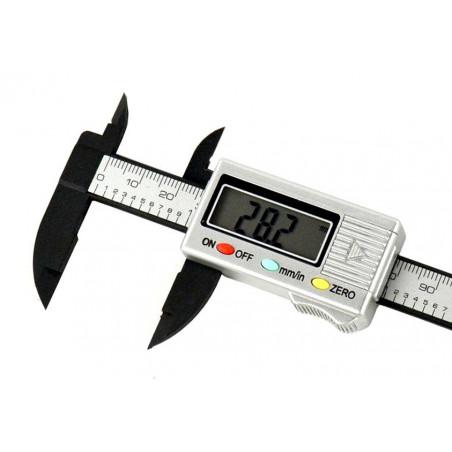 Digital caliper 100 mm (size 1)