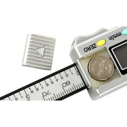 Pinça digital 100 mm (tamanho 1)  - 4