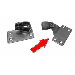 Mounting bracket for 350N/700N gas spring (flat part)  - 2