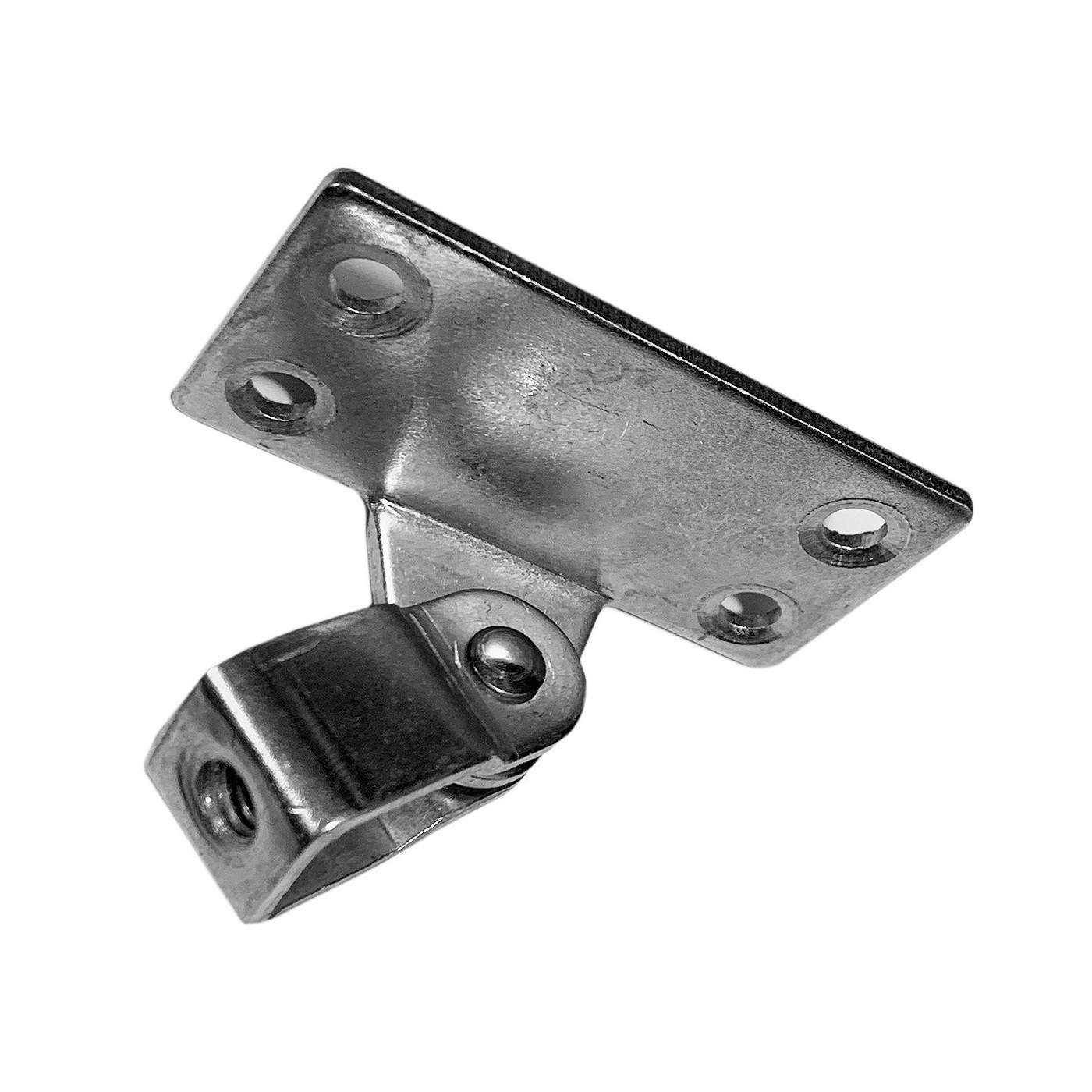 Montagebeugel voor gasveer 350N/700N (hoekdeel)  - 1