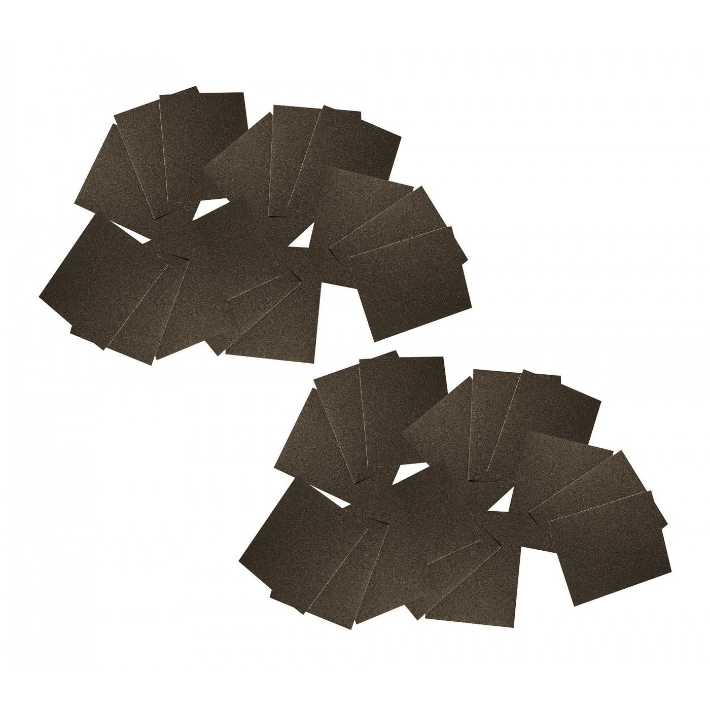 Schuurpapier XXL, 90 vellen van 20x25 cm (P80, P150, P180)