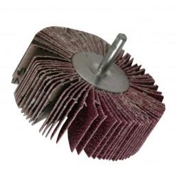 Roue à lamelles 80x30 mm (grain 80)  - 1