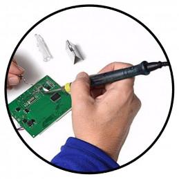 Przenośna lutownica USB 5V / 8W  - 2