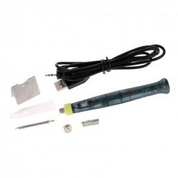 Przenośna lutownica USB 5V / 8W  - 3