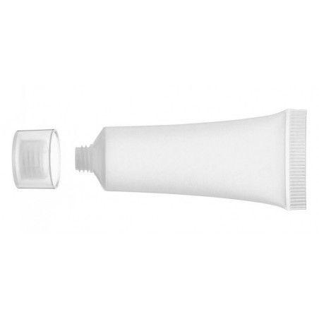 Set von 30 leere, halbtransparente Flasche (50 ml)