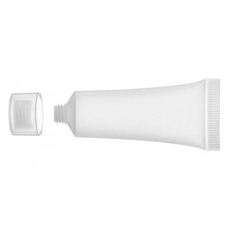 Set of 30 refillable flacons, tubes, bottles (100 ml, with